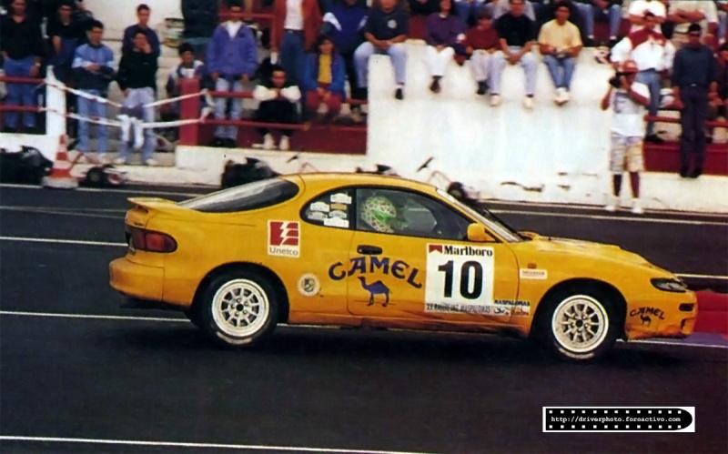 toyota celica Rallye El Corte Inglés 1993     1993fl10