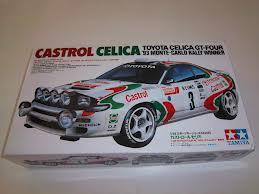 toyota celica Rallye El Corte Inglés 1993     Celica10
