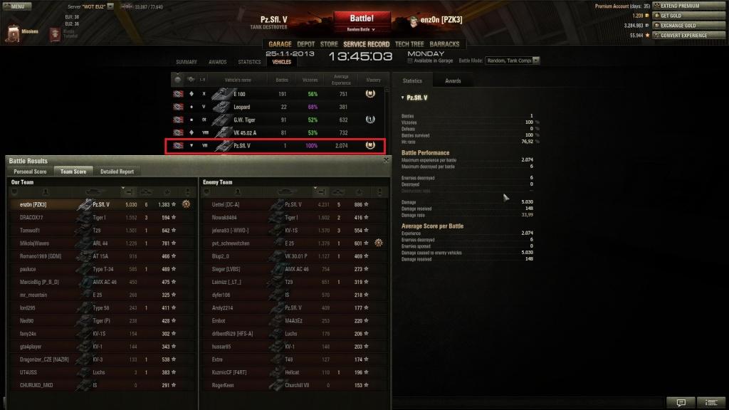 1. Gefecht = Panzerass  Qrixfb10