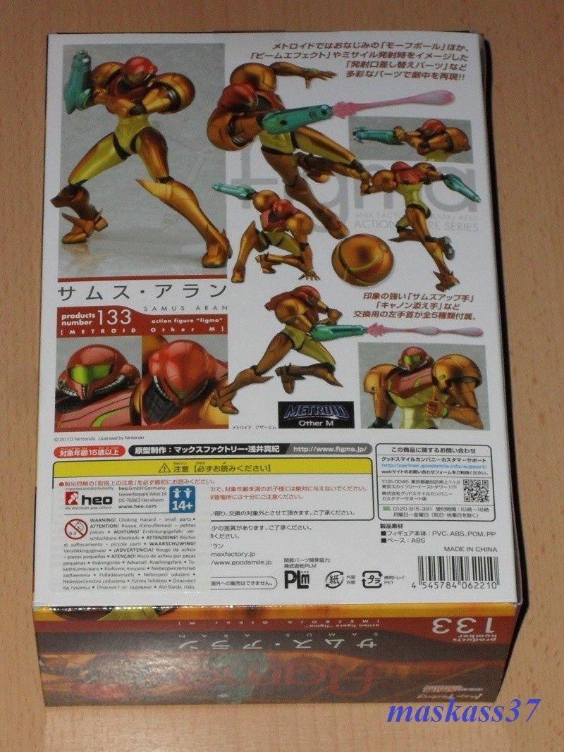 Ma collec 100% Nintendo : JAP, US, PAL... tout y passe^^ - Page 9 Samus_11