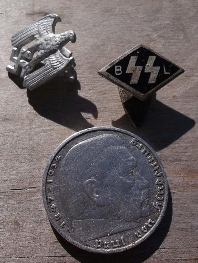 Insigne allemand à identifier German13
