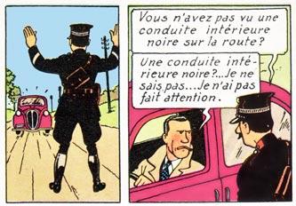 Lot de la semaine - Gendarmerie belge Simca010