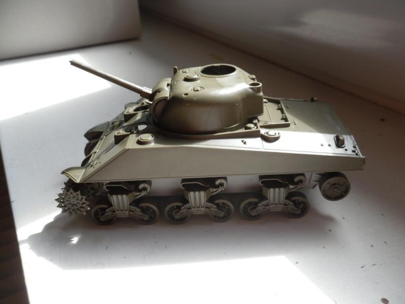 Sherman de Tamiya au 1/48° Sdc14410