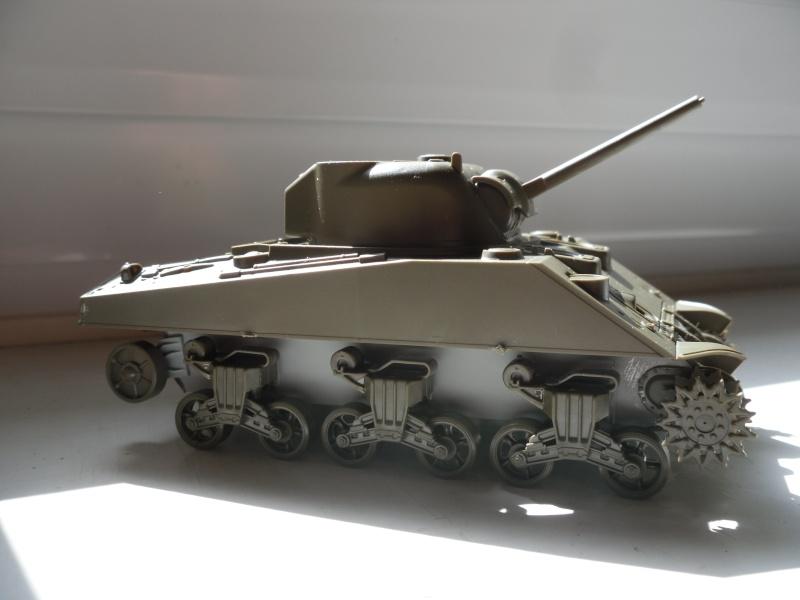 Sherman de Tamiya au 1/48° Sdc14412