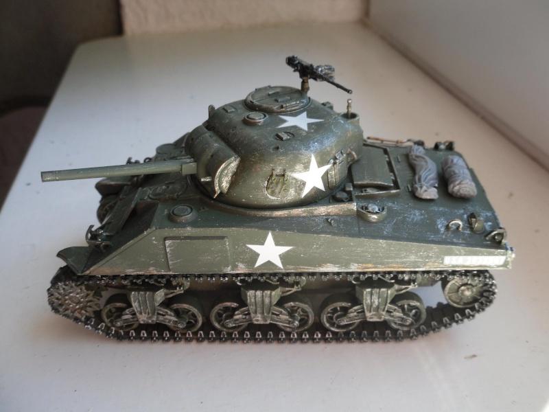 Sherman de Tamiya au 1/48° Sdc14422