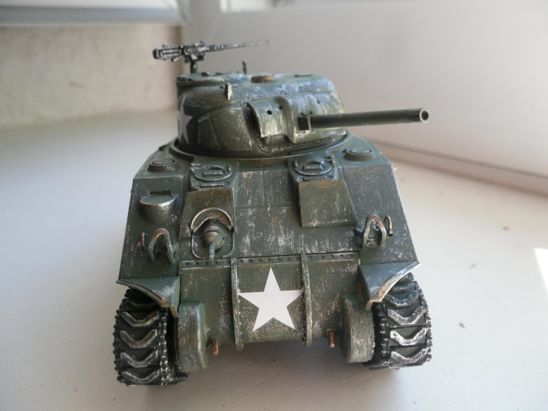 Sherman de Tamiya au 1/48° Sdc14423