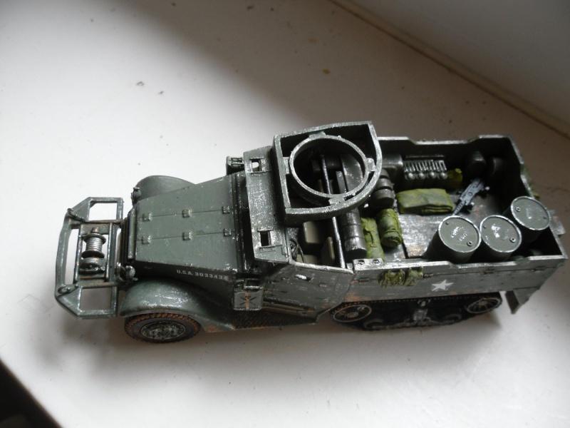 Sherman de Tamiya au 1/48° Sdc14516