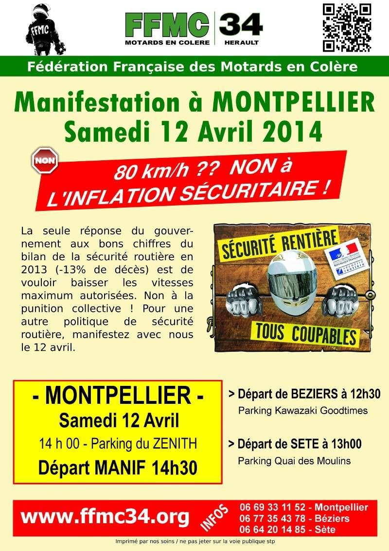 FFMC 34  MONTPELLIER Affich11
