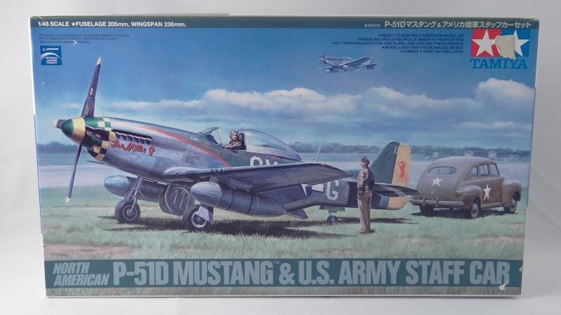 NORTH AMERICAN P-51 D [ TAMIYA ] avec marquage spécial pour un ami! ( fini) Dsc03910