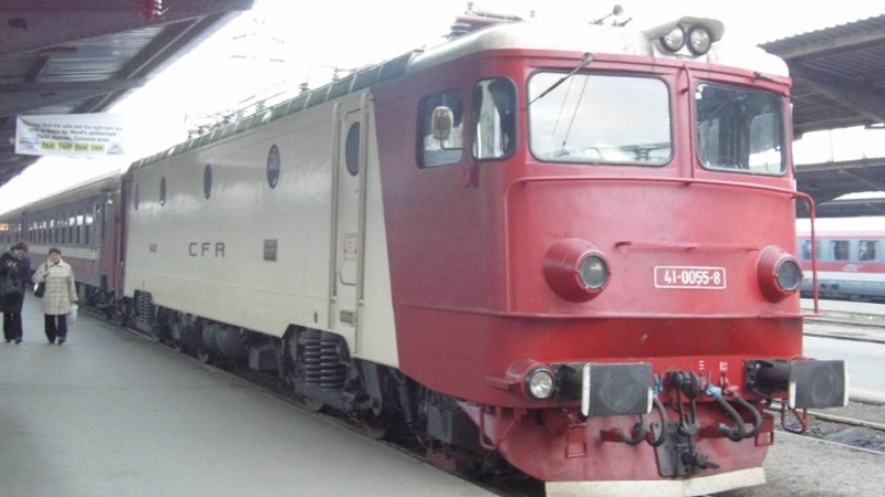 Locomotive electrice 13801610