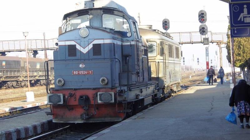 Locomotive diesel 14617810
