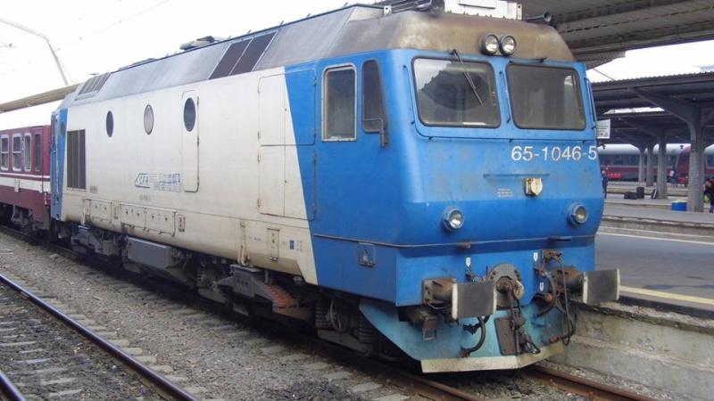 Locomotive diesel 14779610