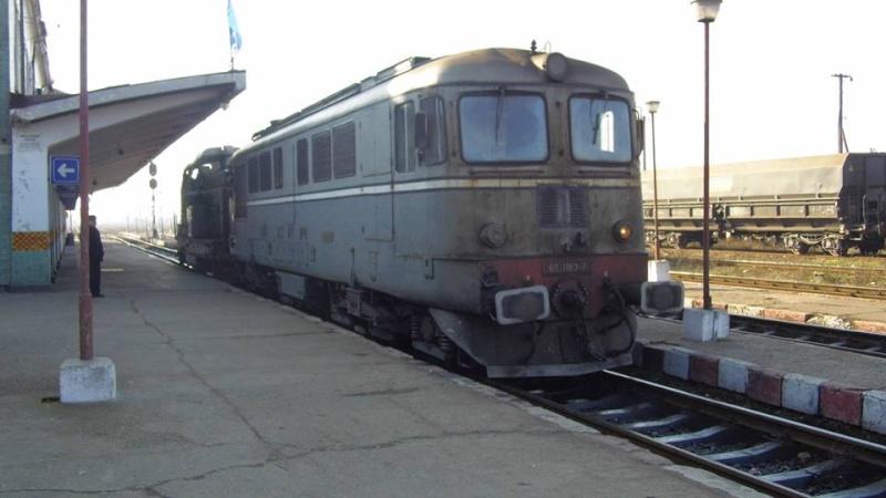 Locomotive diesel 15016810