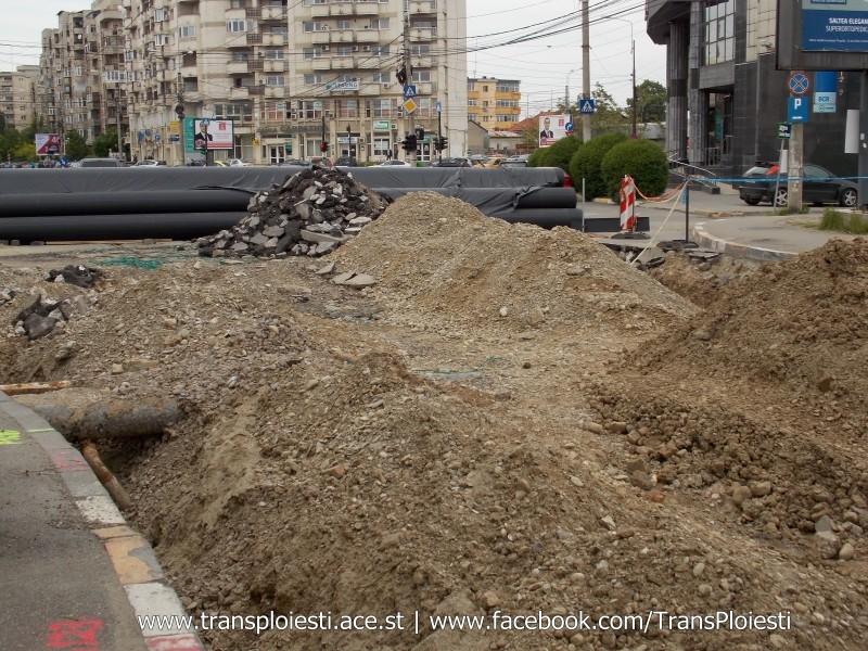 Traseul 101, etapa II: Intersecție Candiano Popescu ( zona BCR ) - Gara de Sud 1zxqgq10