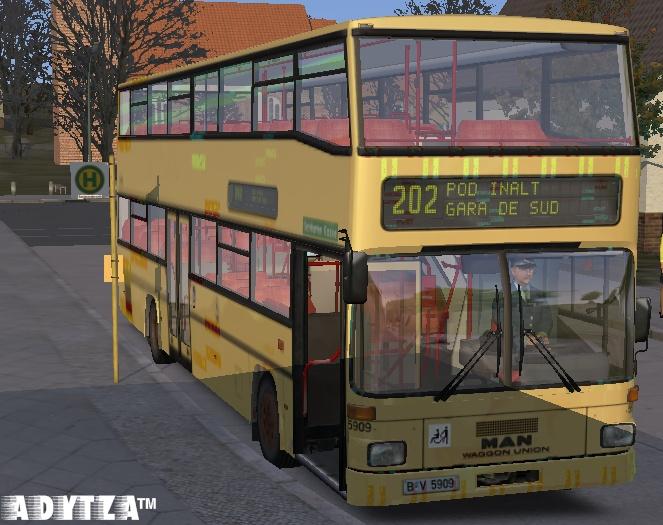 Traseele din Ploiesti  în Omsi 20210