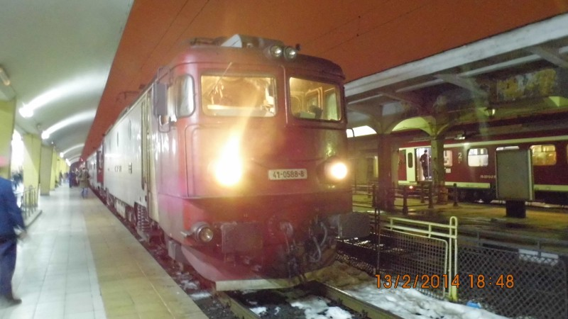 Locomotive electrice 25ki10