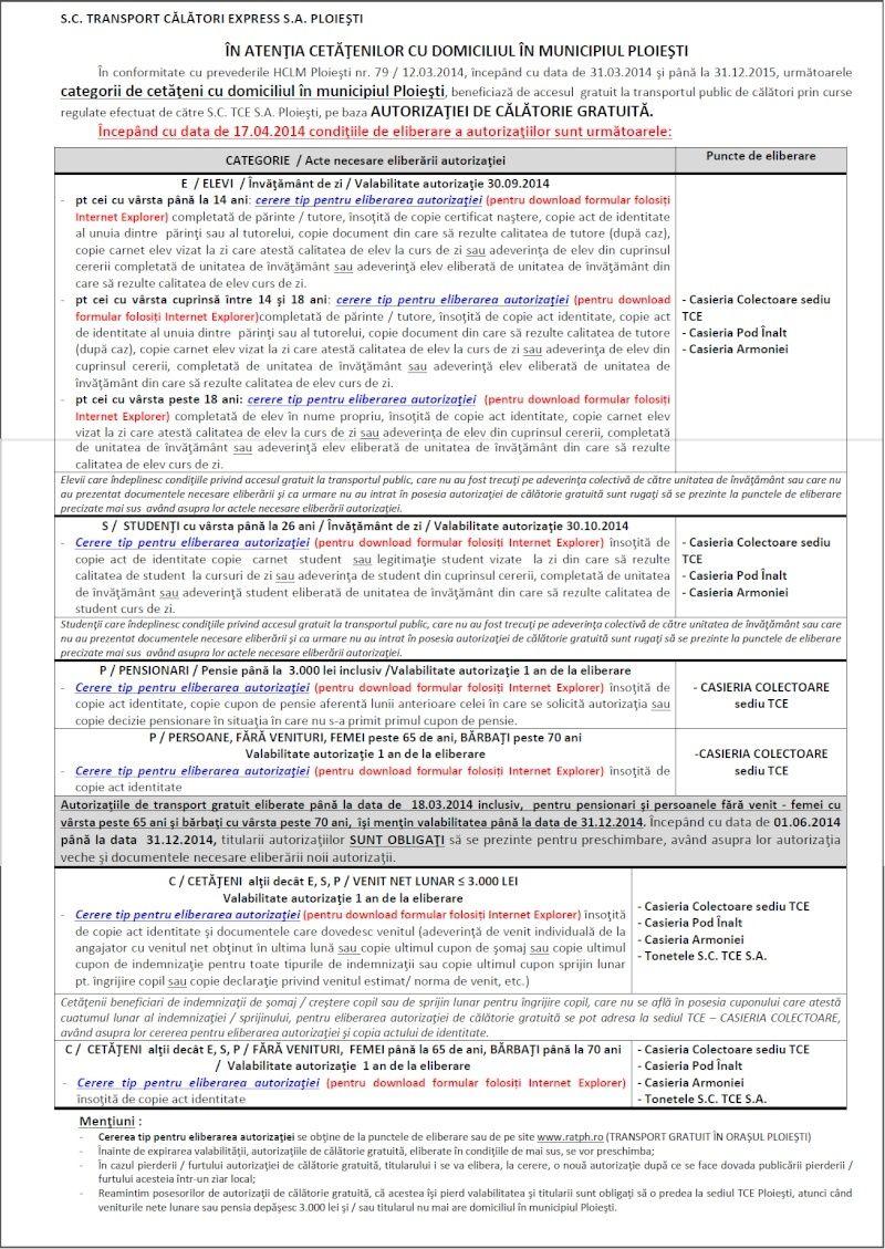 Discuții, știri, noutăți legate de proiectul privind gratuitatea serviciului de transport public. - Pagina 2 Cerere11