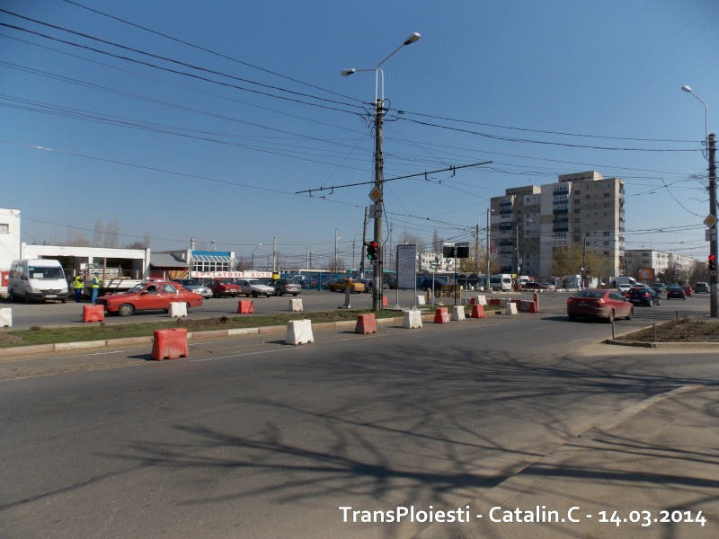 Traseul 102, etapa I: Bucla Nord ( Sp. Județean ) - Intersecție Republicii Dscn0066