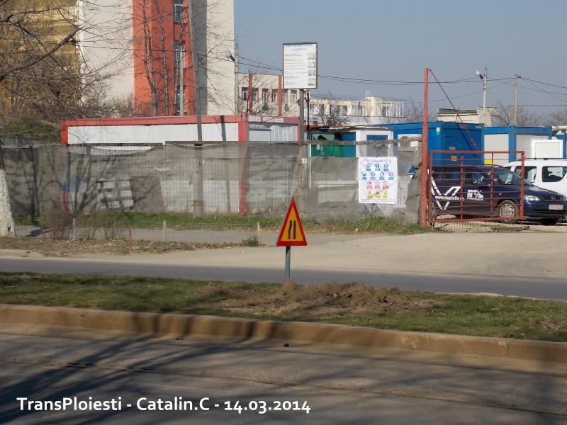 Traseul 102, etapa I: Bucla Nord ( Sp. Județean ) - Intersecție Republicii Dscn0072