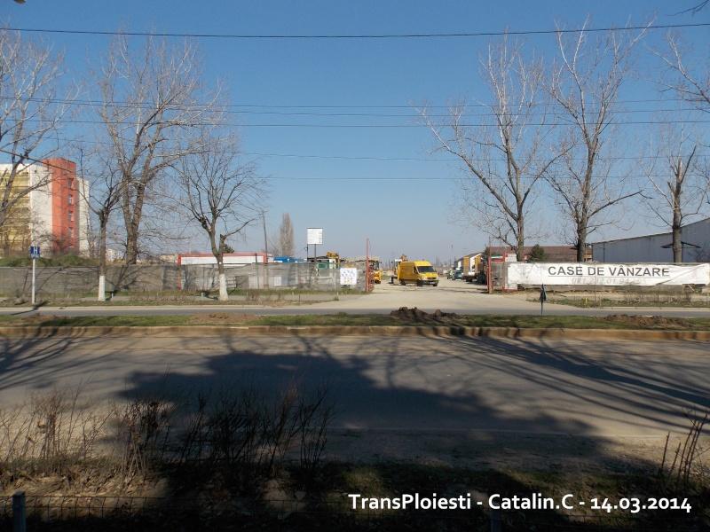 Traseul 102, etapa I: Bucla Nord ( Sp. Județean ) - Intersecție Republicii Dscn0073