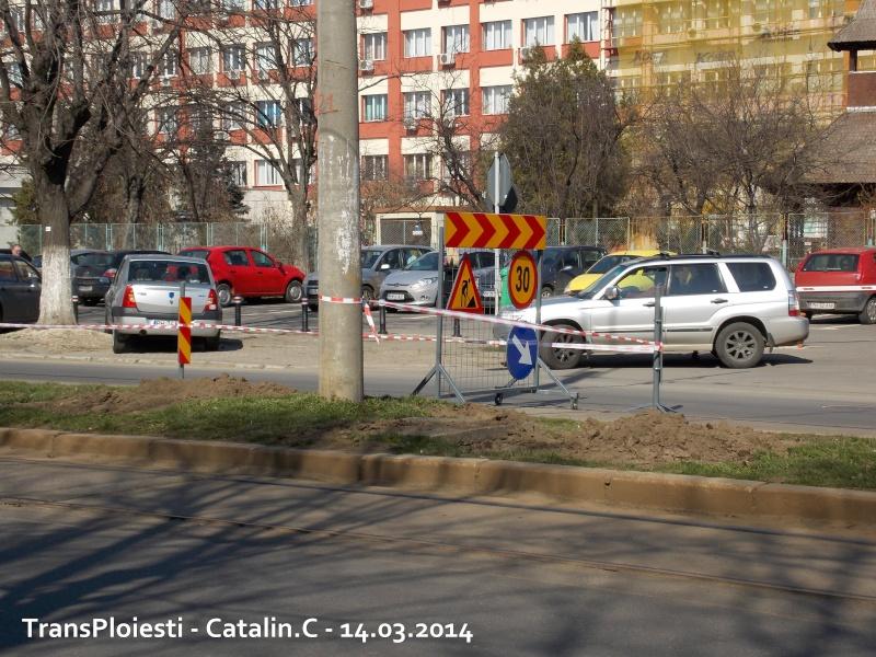 Traseul 102, etapa I: Bucla Nord ( Sp. Județean ) - Intersecție Republicii Dscn0075