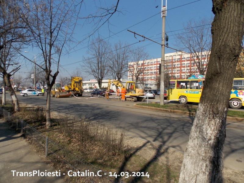 Traseul 102, etapa I: Bucla Nord ( Sp. Județean ) - Intersecție Republicii Dscn0076