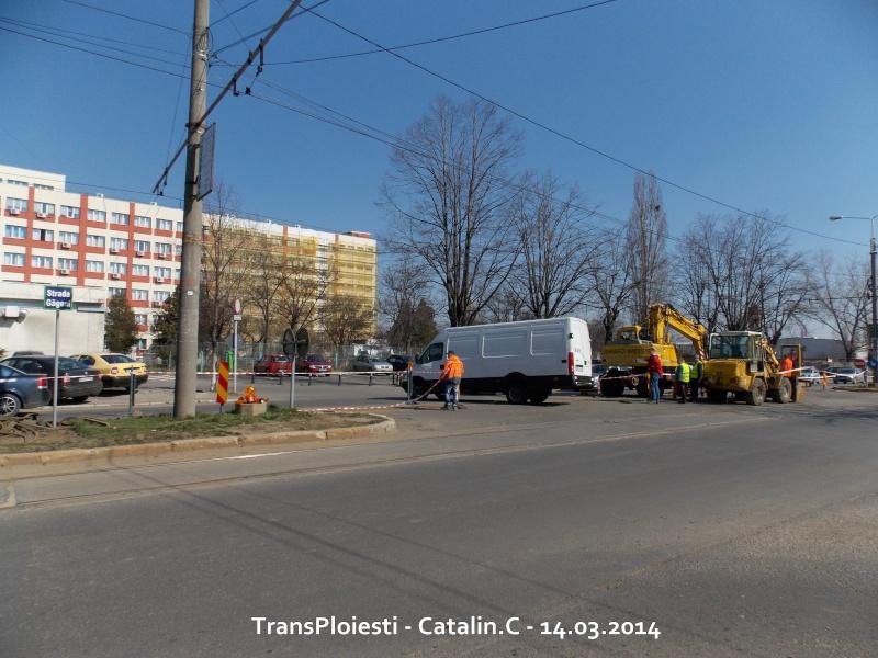 Traseul 102, etapa I: Bucla Nord ( Sp. Județean ) - Intersecție Republicii Dscn0077