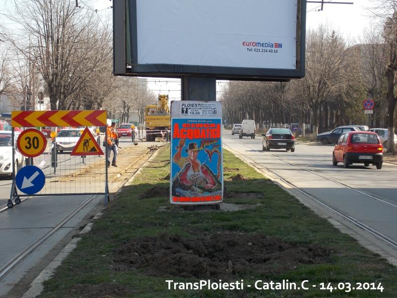 Traseul 102, etapa I: Bucla Nord ( Sp. Județean ) - Intersecție Republicii Dscn0078