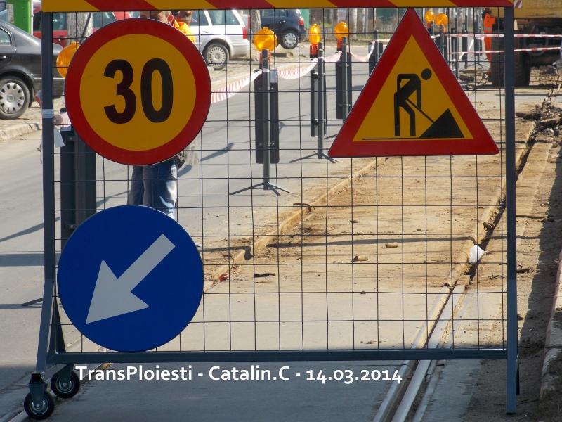 Traseul 102, etapa I: Bucla Nord ( Sp. Județean ) - Intersecție Republicii Dscn0080