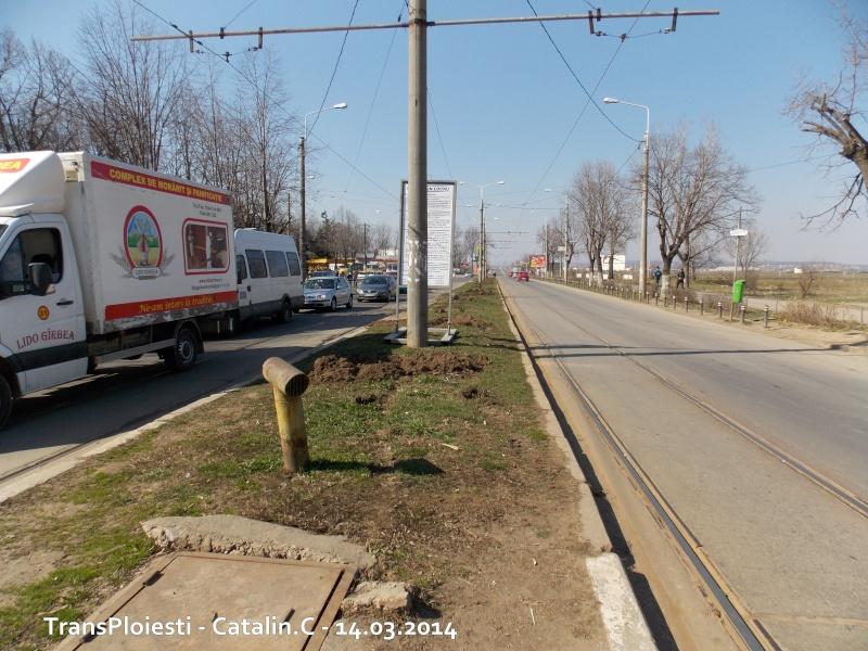 Traseul 102, etapa I: Bucla Nord ( Sp. Județean ) - Intersecție Republicii Dscn0081
