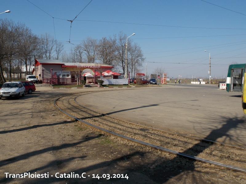 Traseul 102, etapa I: Bucla Nord ( Sp. Județean ) - Intersecție Republicii Dscn0082