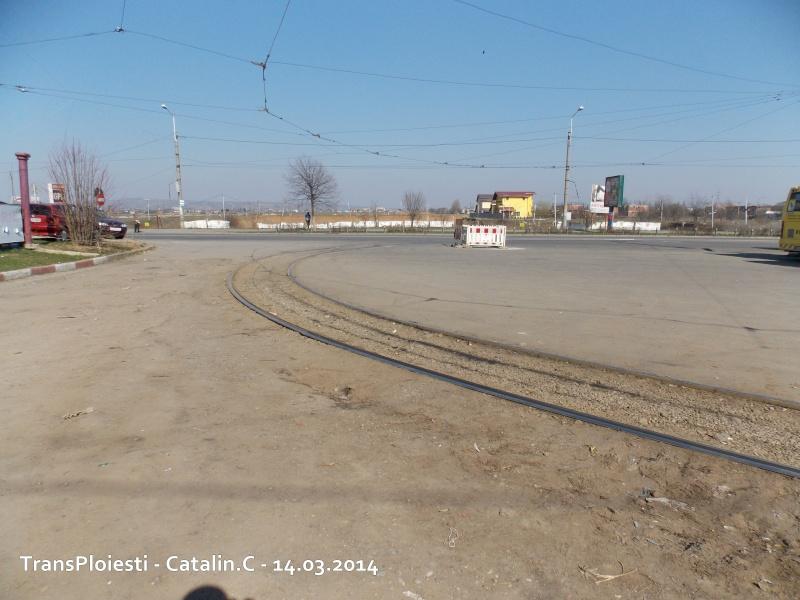 Traseul 102, etapa I: Bucla Nord ( Sp. Județean ) - Intersecție Republicii Dscn0083