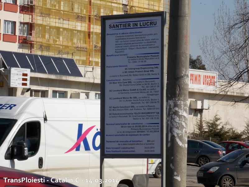 Traseul 102, etapa I: Bucla Nord ( Sp. Județean ) - Intersecție Republicii Dscn0084