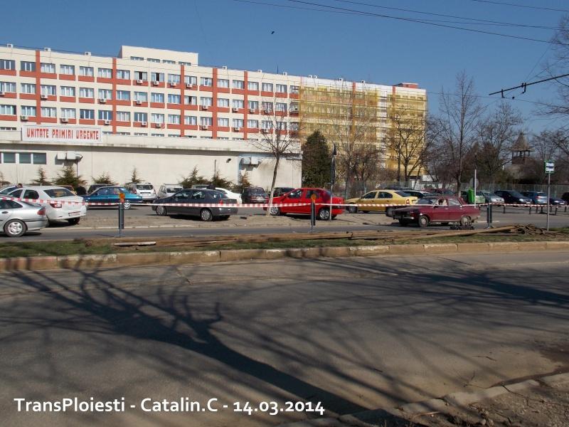 Traseul 102, etapa I: Bucla Nord ( Sp. Județean ) - Intersecție Republicii Dscn0086