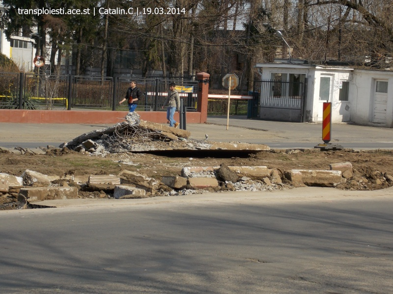Traseul 102, etapa I: Bucla Nord ( Sp. Județean ) - Intersecție Republicii Dscn0218