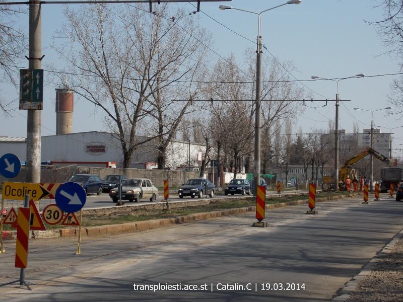 Traseul 102, etapa I: Bucla Nord ( Sp. Județean ) - Intersecție Republicii Dscn0221