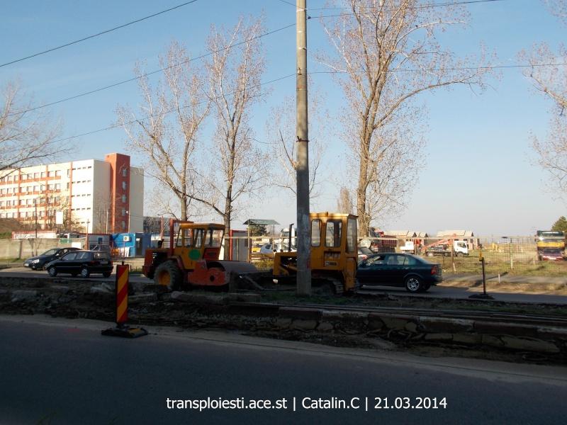 Traseul 102, etapa I: Bucla Nord ( Sp. Județean ) - Intersecție Republicii Dscn0351