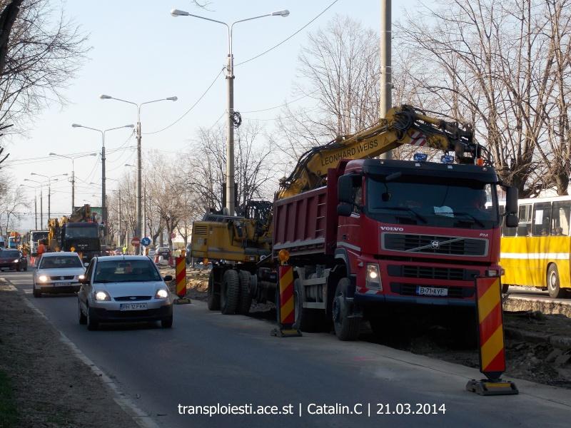 Traseul 102, etapa I: Bucla Nord ( Sp. Județean ) - Intersecție Republicii Dscn0352