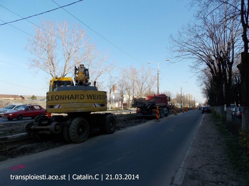 Traseul 102, etapa I: Bucla Nord ( Sp. Județean ) - Intersecție Republicii Dscn0354