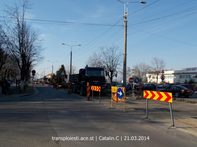 Traseul 102, etapa I: Bucla Nord ( Sp. Județean ) - Intersecție Republicii Dscn0357