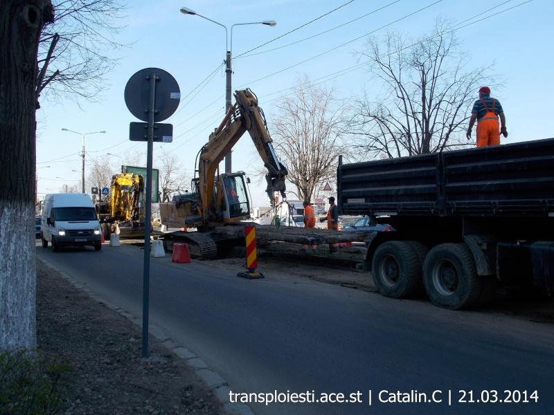 Traseul 102, etapa I: Bucla Nord ( Sp. Județean ) - Intersecție Republicii Dscn0358