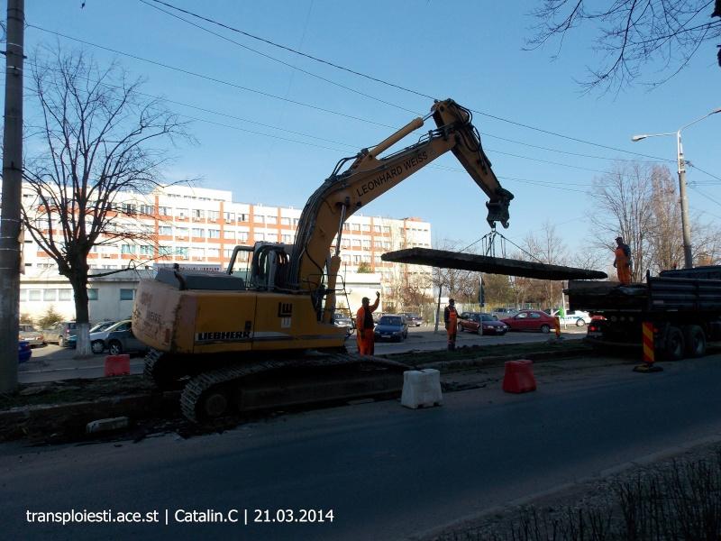 Traseul 102, etapa I: Bucla Nord ( Sp. Județean ) - Intersecție Republicii Dscn0359