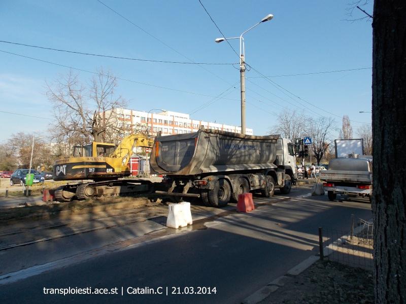 Traseul 102, etapa I: Bucla Nord ( Sp. Județean ) - Intersecție Republicii Dscn0361