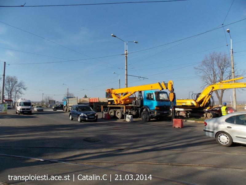 Traseul 102, etapa I: Bucla Nord ( Sp. Județean ) - Intersecție Republicii Dscn0363