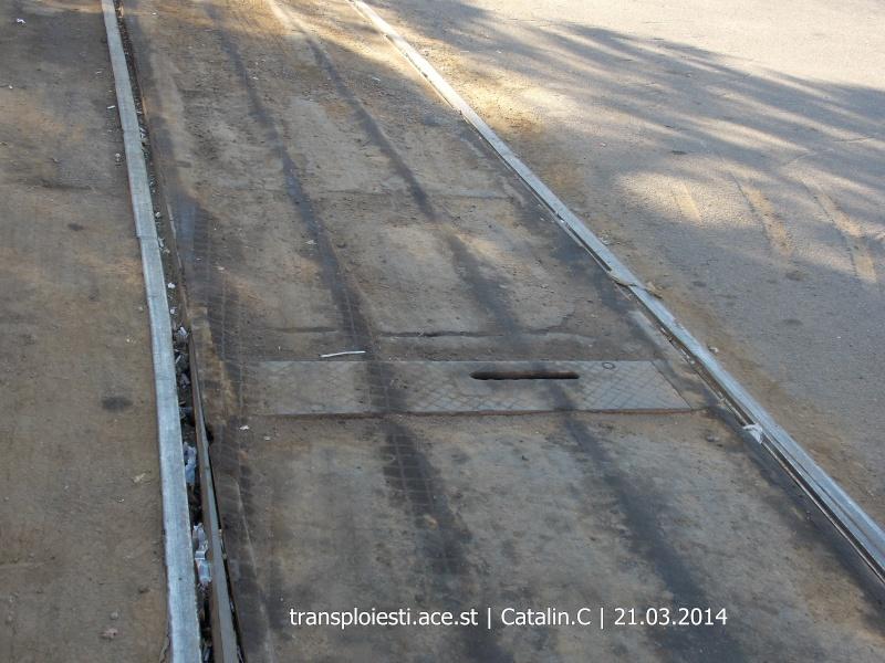 Traseul 102, etapa I: Bucla Nord ( Sp. Județean ) - Intersecție Republicii Dscn0364