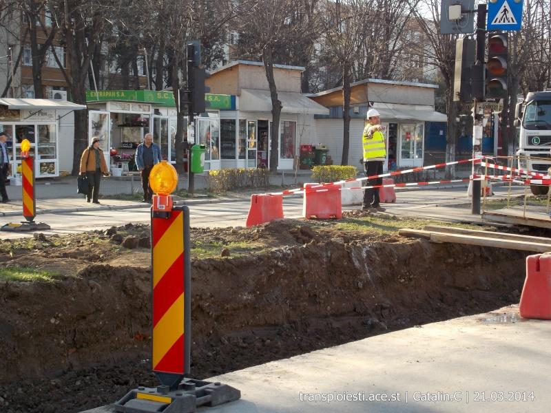 Traseul 102, etapa I: Bucla Nord ( Sp. Județean ) - Intersecție Republicii Dscn0371