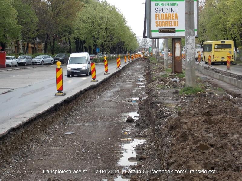 Traseul 102, etapa I: Bucla Nord ( Sp. Județean ) - Intersecție Republicii - Pagina 2 Dscn0386