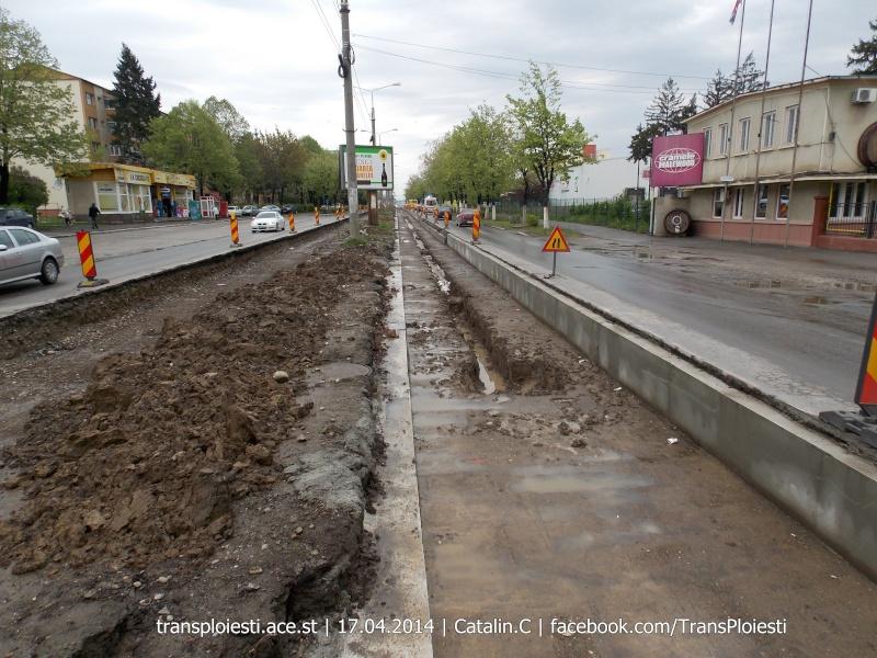 Traseul 102, etapa I: Bucla Nord ( Sp. Județean ) - Intersecție Republicii - Pagina 2 Dscn0388