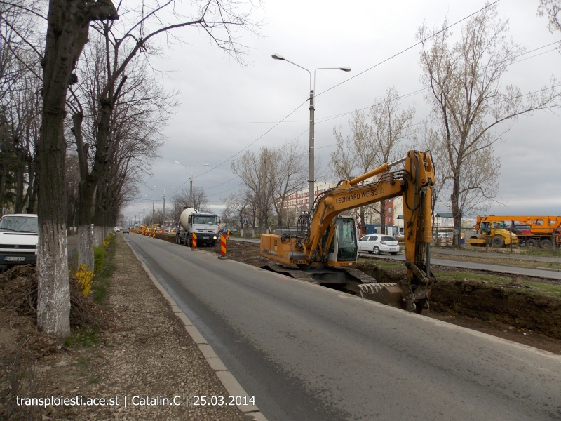 Traseul 102, etapa I: Bucla Nord ( Sp. Județean ) - Intersecție Republicii Dscn0417