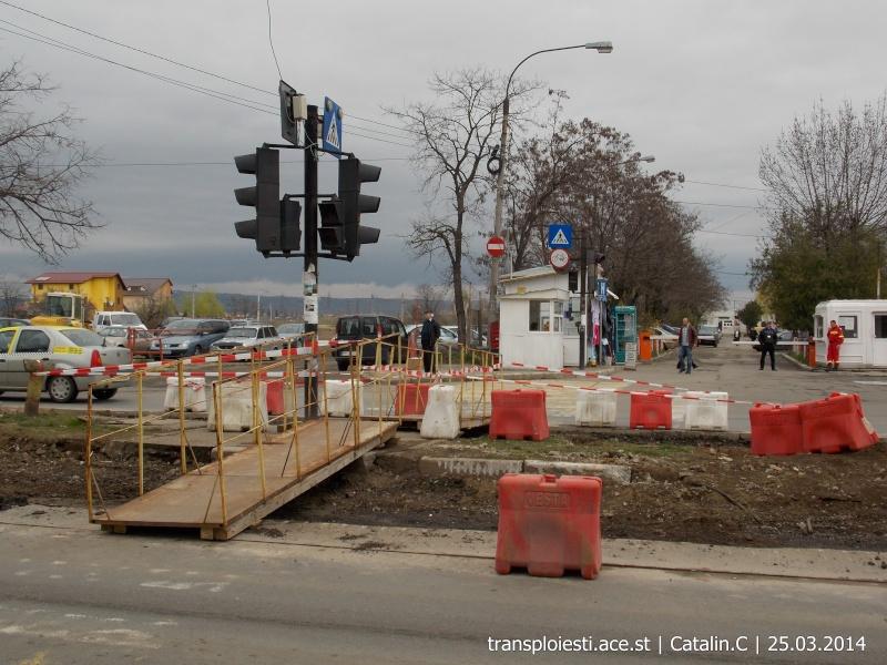 Traseul 102, etapa I: Bucla Nord ( Sp. Județean ) - Intersecție Republicii - Pagina 2 Dscn0423
